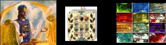 Breastplate Of Aaron Lion Of Judah Healing Ministry